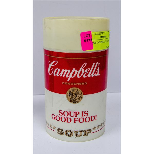 VINTAGE CAMPBELL?S THERMOS
