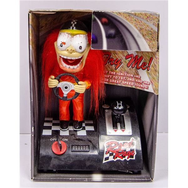 ROAD RAGE RACER TOY IN BOX