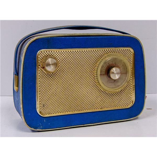 1950S COMET 9 TRANSISTOR RADIO