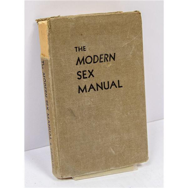 1942 MODERN SEX MANUAL BOOK