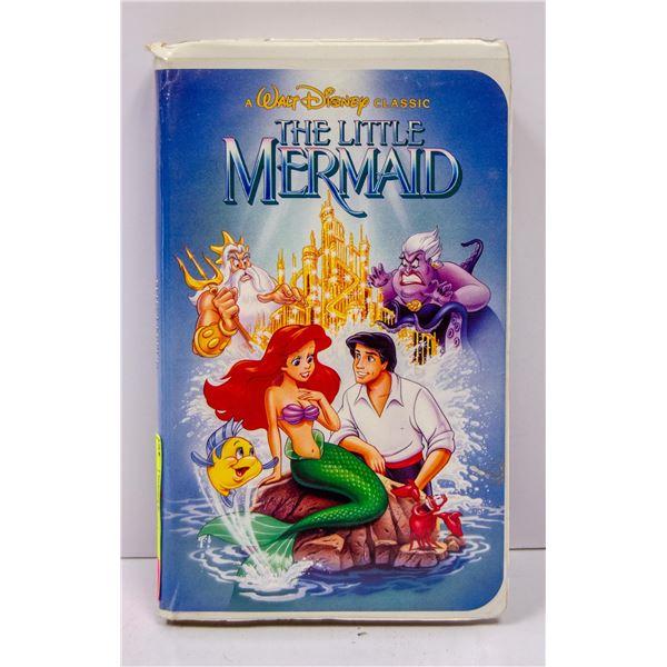 WALT DISNEY LITTLE MERMAID VHS ORIGINAL