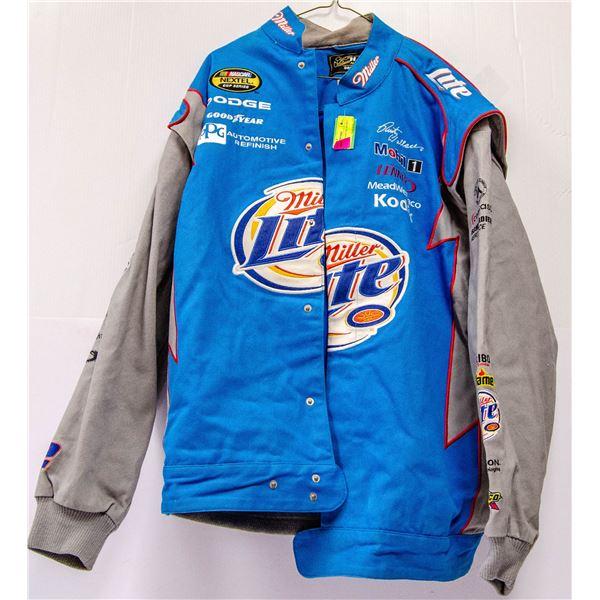 RUSTY WALLACE NASCAR JACKET SIZED XL