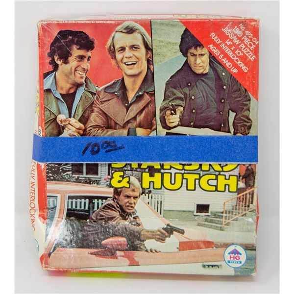 STARSKY AND HUTCH PUZZLE