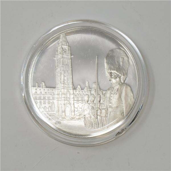 STERLING SILVER PARLIAMENT HILL 41.35gr