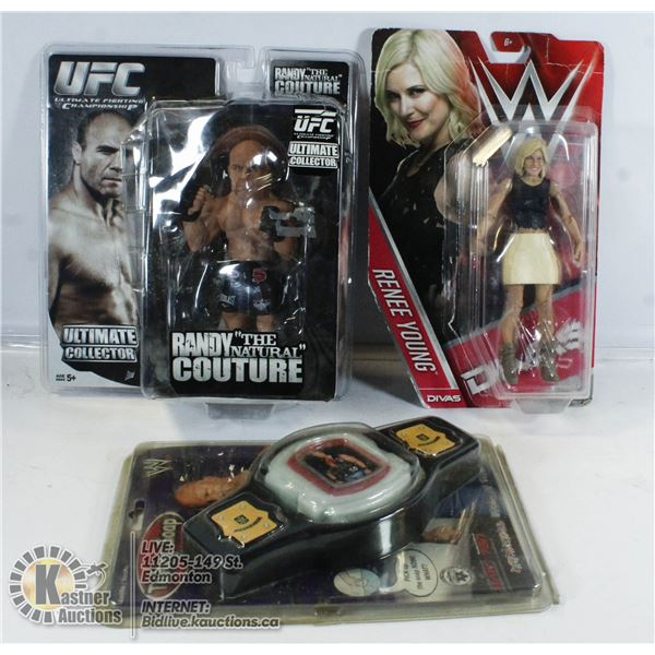 SEALED 2003 WWF WRESTLING