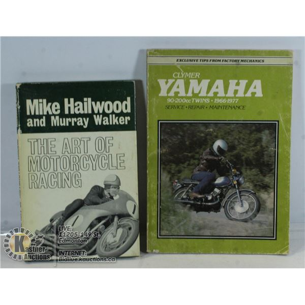 VINTAGE MIKE HAILWOOD AND