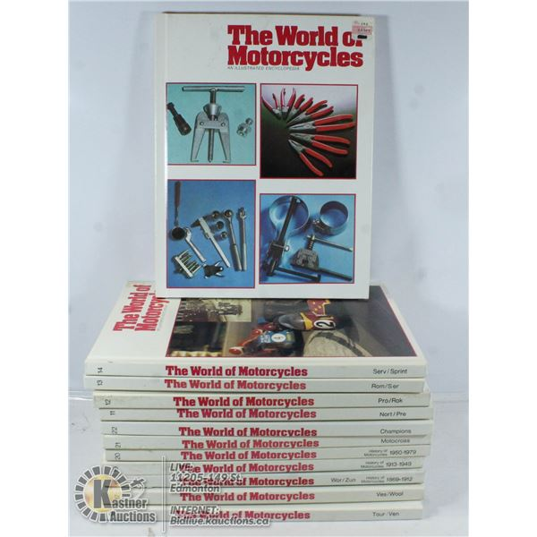 """VINTAGE 1907'S """"THE WORLD OF"""