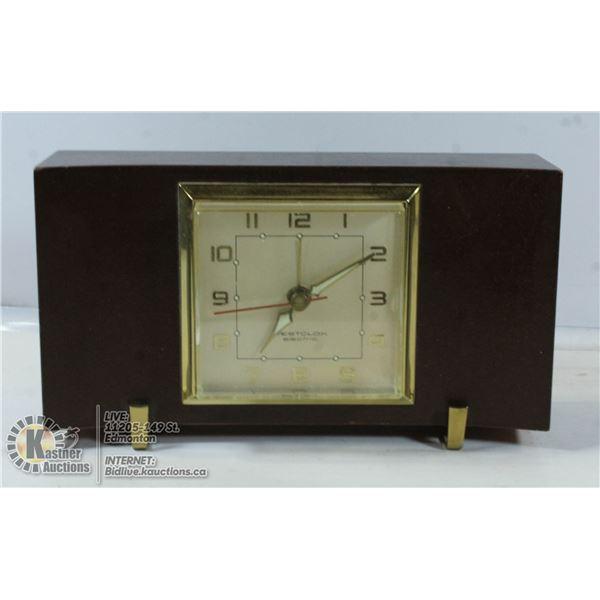 VINTAGE 1950'S WESTCLOX ELECTRIC