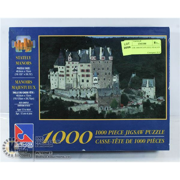 SURE-LOX 1000 PCS PUZZLE SEALED BOX