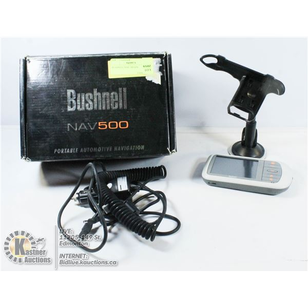 BUSHNELL NAV 500 GPS