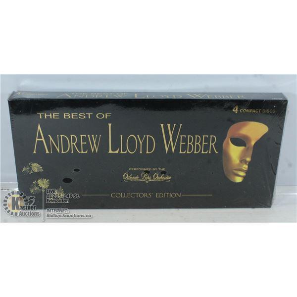 THE BEST OF ANDREW WEBBER