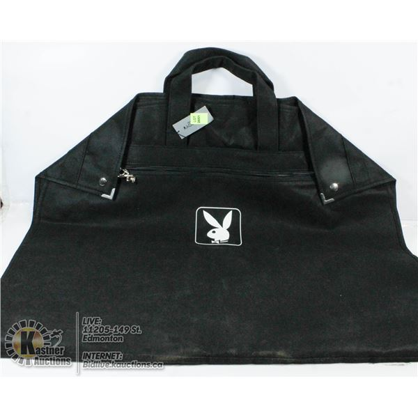 NEW PLAYBOY BUNNY CARRY ALL TOTE.