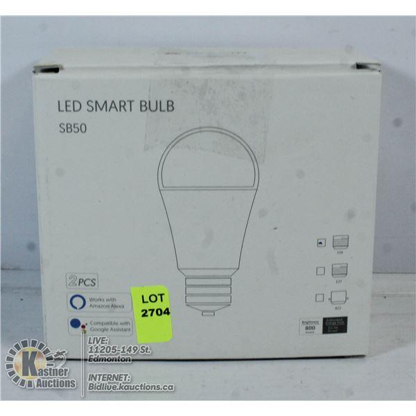 LED SMART BULB. SB50.