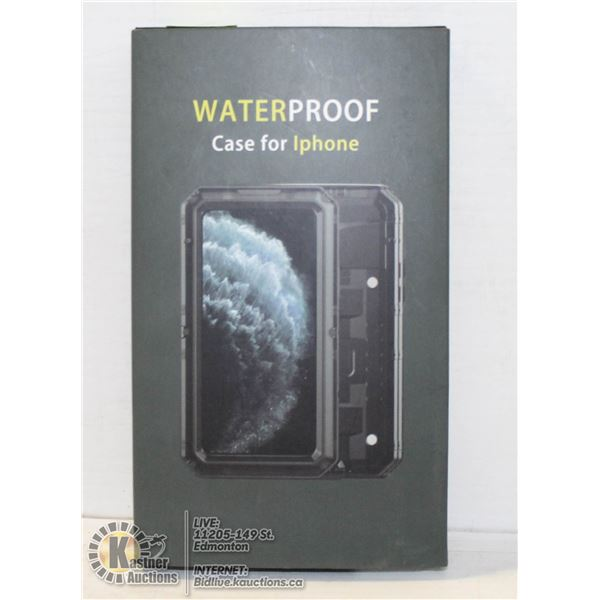 WATERPROOF CASE FOR IPHONE 6/6S
