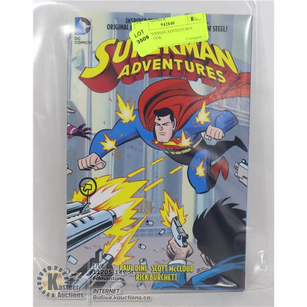 2015 SUPERMAN ADVENTURES COMIC BOOK