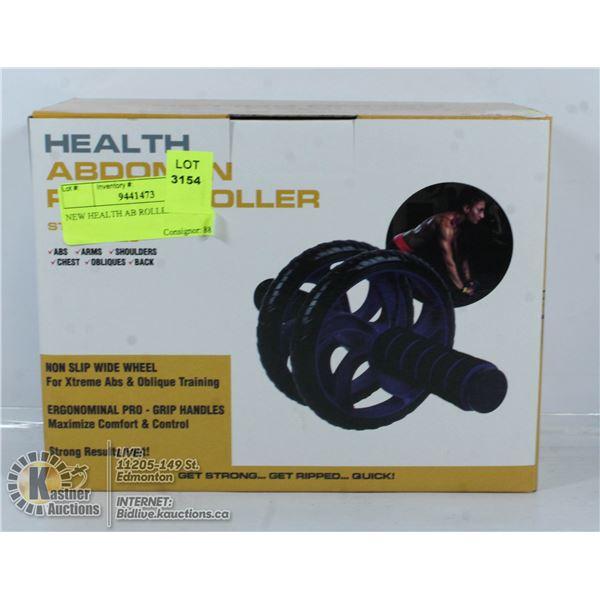 NEW HEALTH AB ROLLER
