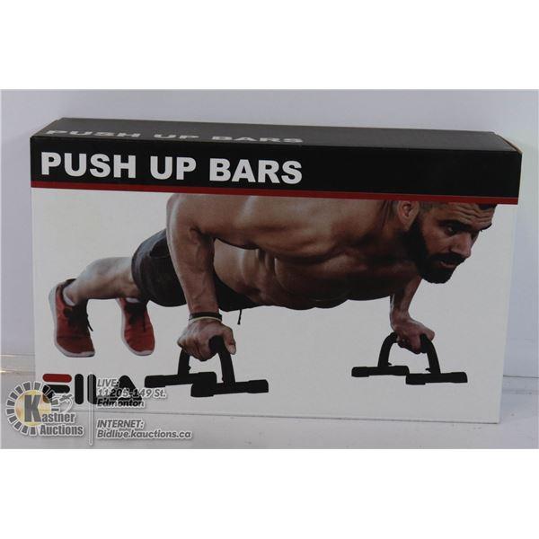 NEW FILA PUSH-UP BARS