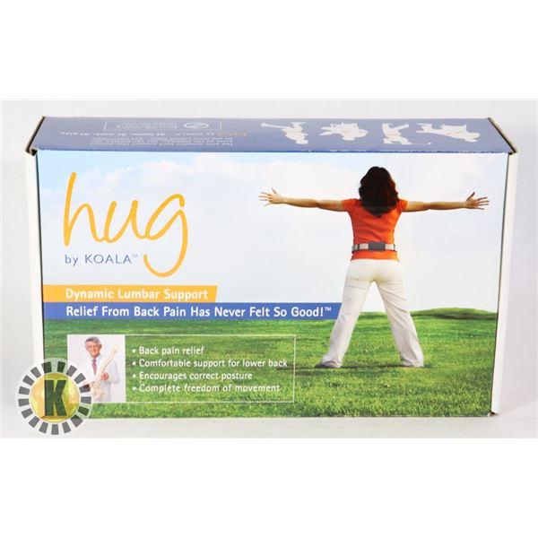 NEW HUG DYNAMIC LUMBAR SUPPORT BELT