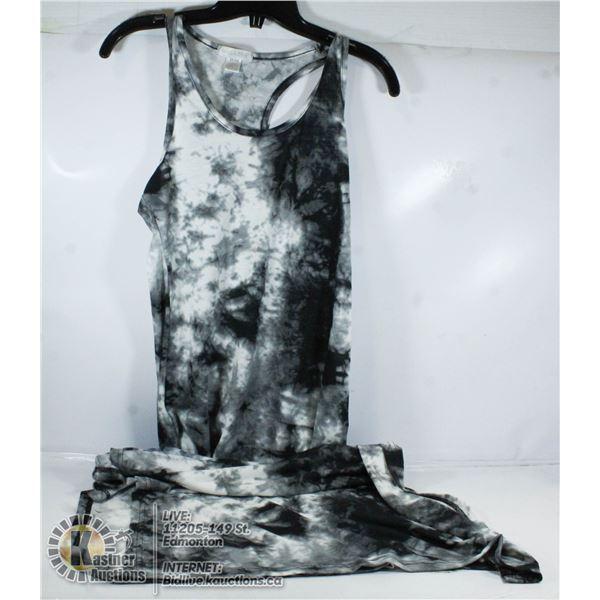 NEW LONG SUMMER DRESS