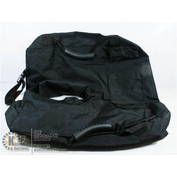 SPECIALTY U SHAPED BAG.