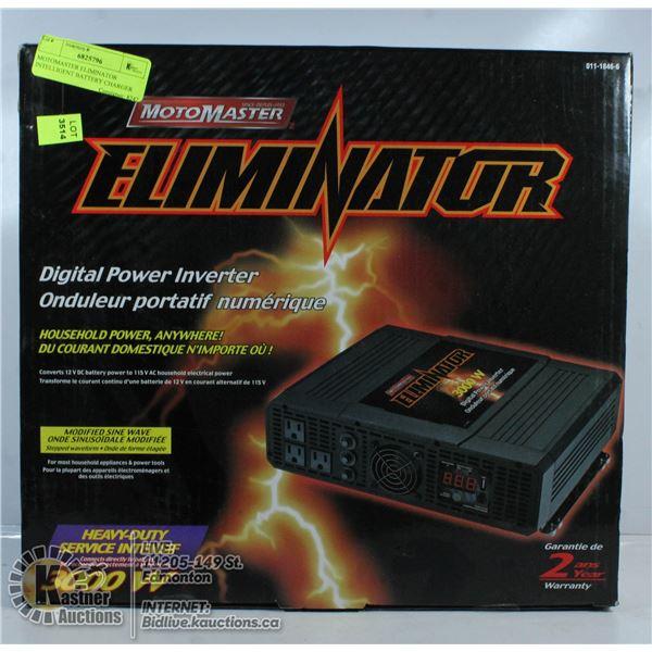 MOTOMASTER ELIMINATOR DIGITAL POWER INVERTER