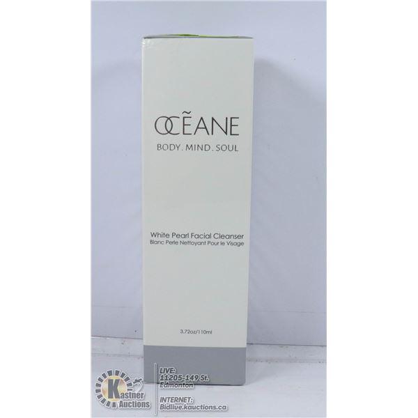 OCEANE WHITE PEARL FACIAL CLEANSER