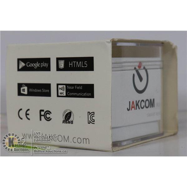 NEW JAKCOM SMART RING R3F SIZE 11 BLACK