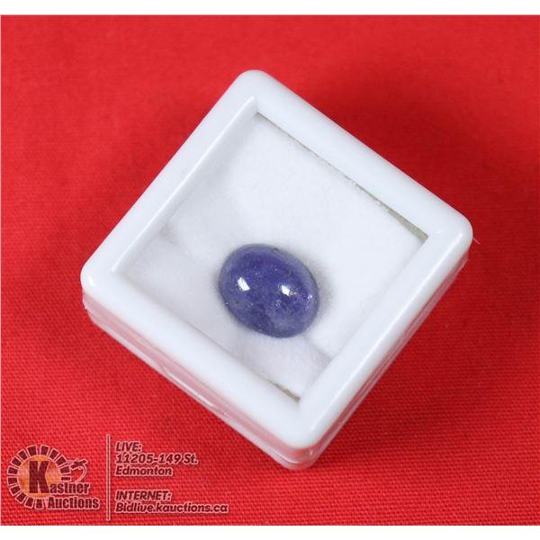 #152-BLUE TANZANITE GEMSTONE 5.5ct