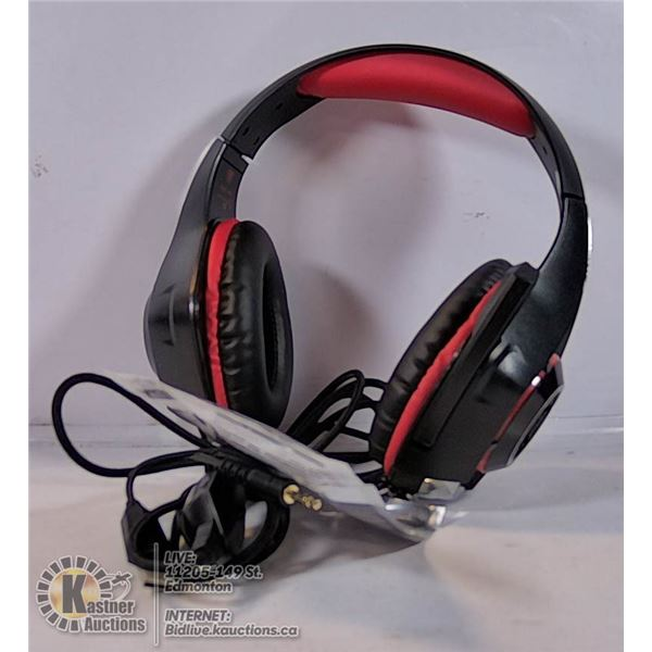 BEEXCELLENT PRO WIRED GAMING HEADSET.
