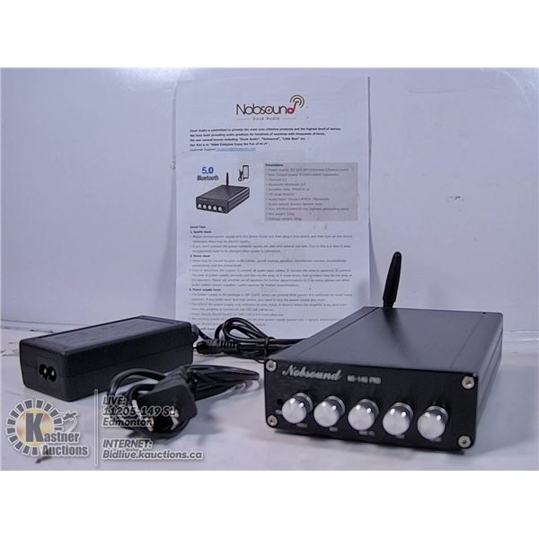 NOBSOUND DOUK AUDIO CHANNEL CONTROLLER.