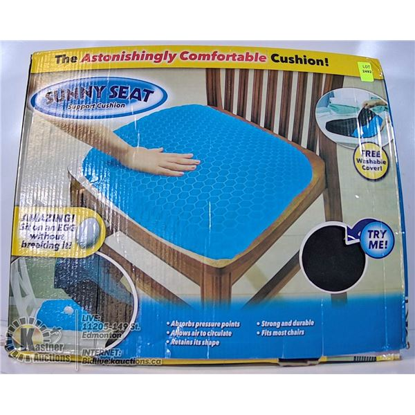 SUNNY SEAT SUPPORT CUSHION