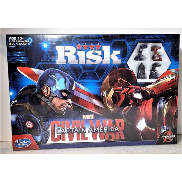 """19)  FACTORY SEALED """"CAPTAIN AMERICA"""