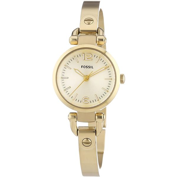 NEW FOSSIL CHAMPAGNE DIAL WATCH MSRP $175