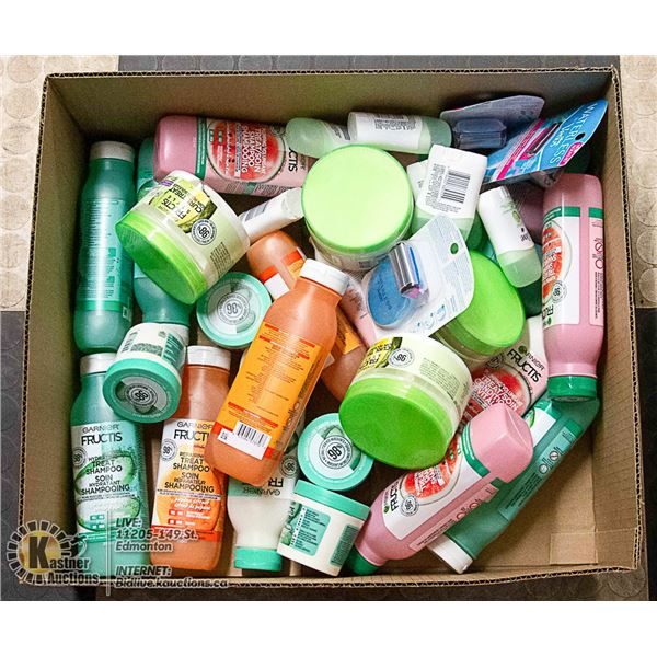 LOT OF HAIR CARE PRODUCTS