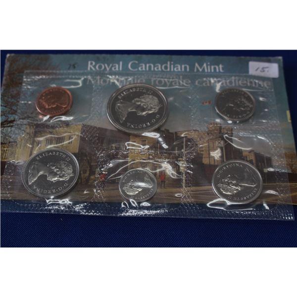 Canada Coin Set (1) - 1975