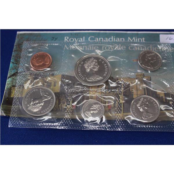 Canada Coin Set (1) - 1974
