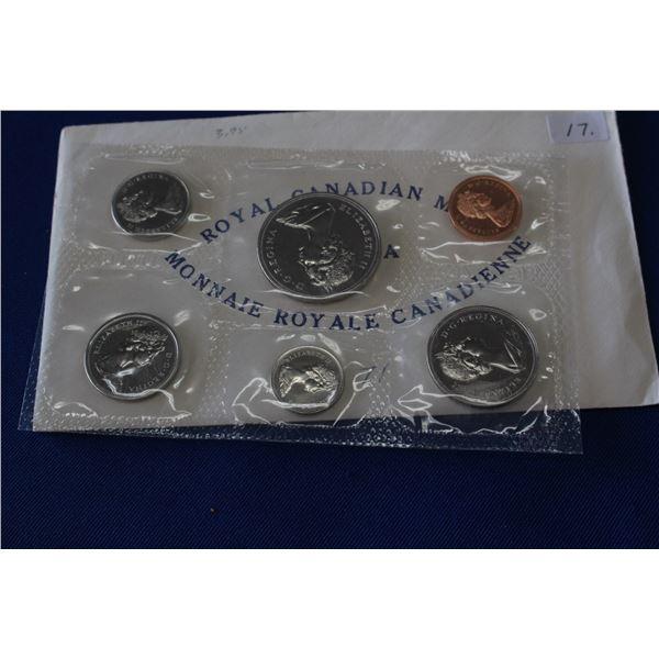 Canada Coin Set (1) - 1971