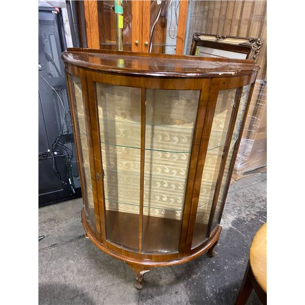Antique display caninet