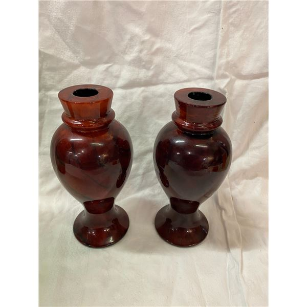 Candle holders made in Italy