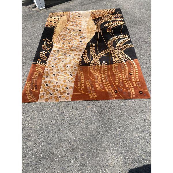 Area carpet 64 x 97