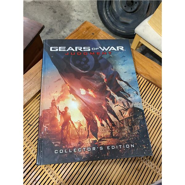Gears of war judgement book