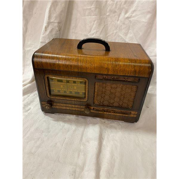 Rogers vintage radio