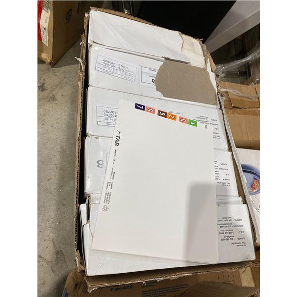 Case file folders