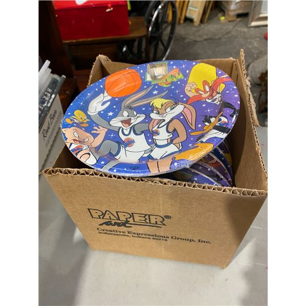 I box space jam plates
