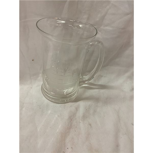 Ship beer mug