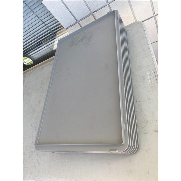 Uline trays