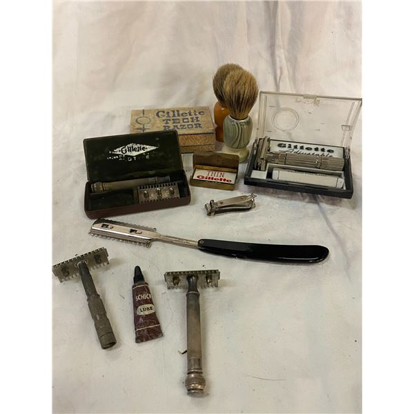 Shaving collection
