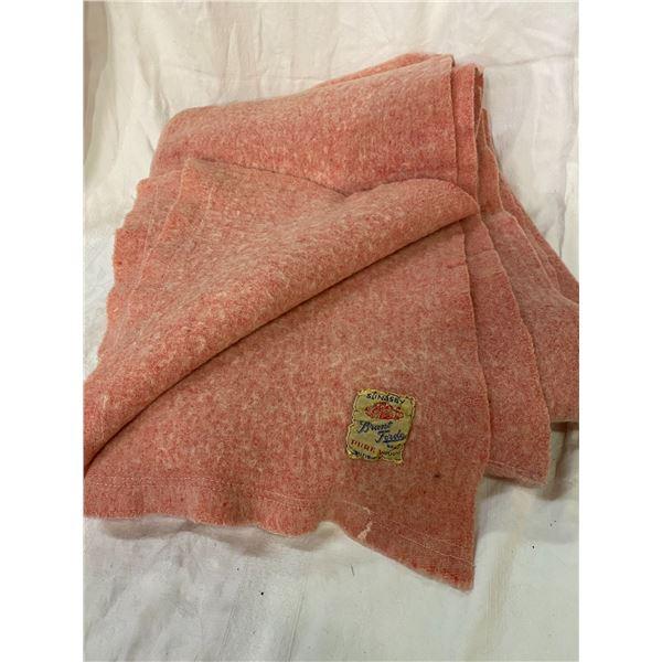 Wool blanket Slingsby