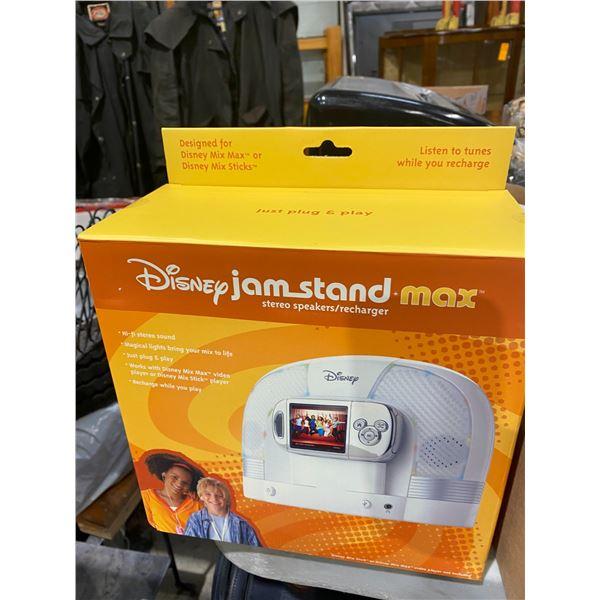 New Disney jam stand max