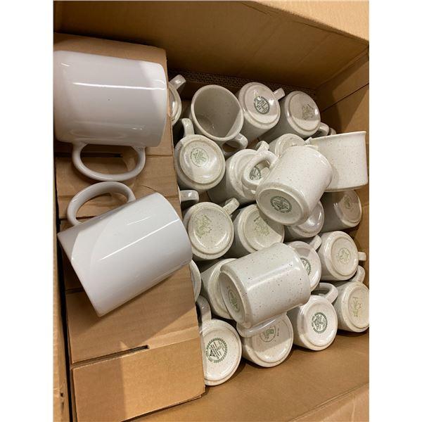 Case of mugs